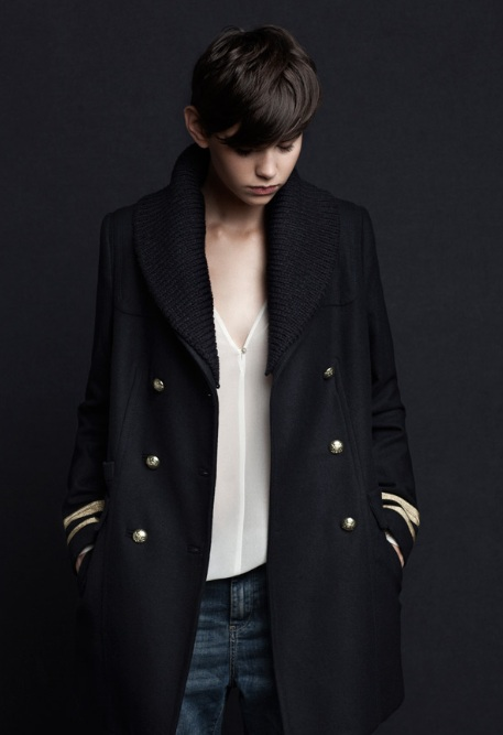 Zara Trf - lookbook listopad 2012