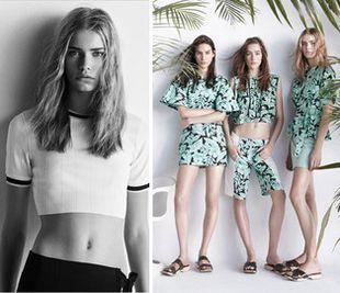 trendy wiosna 2014