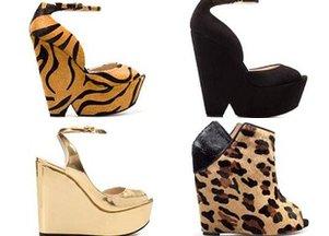 Zara jesień 2012 - nowa kolekcja butów