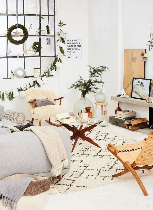 Jak udekorować mieszkanie na święta? Oto pomysły Zara Home