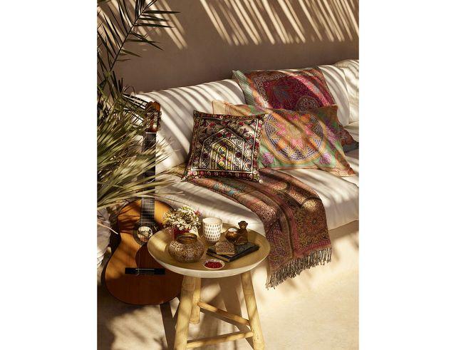 Zara Hoe Gypset - Kolorowa kolekcja wystroju wnętrz na lato