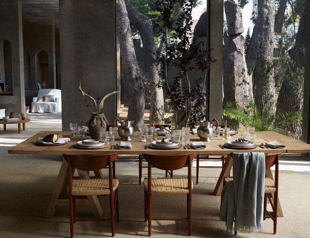 Zara Home Linen Campaign - Len i minimalizma w wystroju wnętrz na jesień 2016