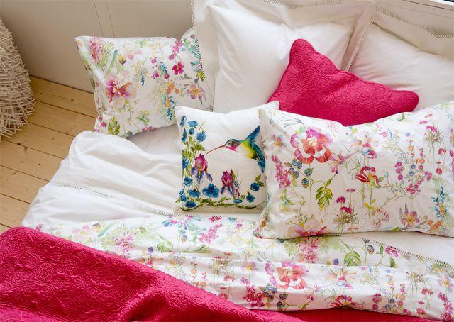 Zara home kwiaty i pastele w nowej kolekcji sieci wki for Chambre zara home