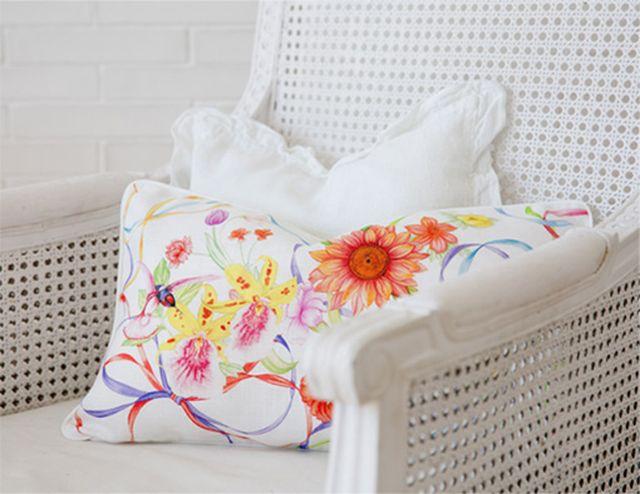 Zara Home - Kwiaty i pastele w nowej kolekcji sieciówki