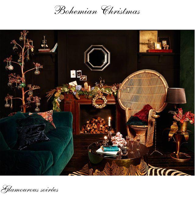 Zara Home Bohemian Christmas - Akcenty boho