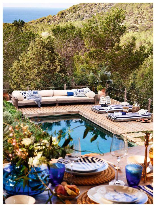 Zara Home wiosna-lato 2015 - Kampania w wakacyjnym wydaniu
