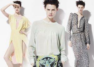 Zara Woman Wiosna/Lato 2012