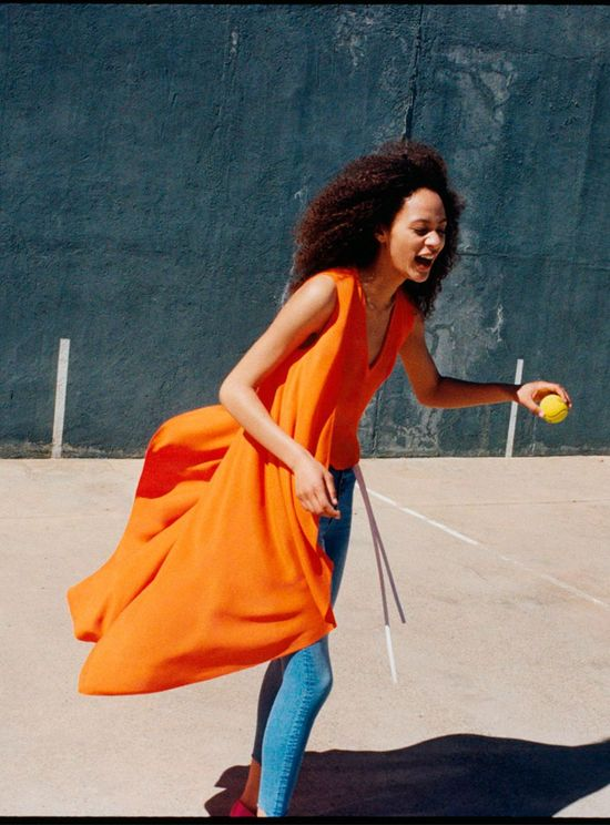Zara TRF Neon Mocne kolory i młodzieżowe kroje na lato