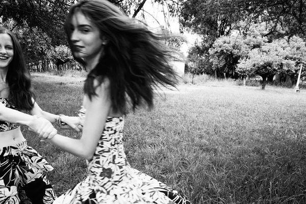 Magdalena Jasek w najnowszej kampanii Zara TRF (FOTO)