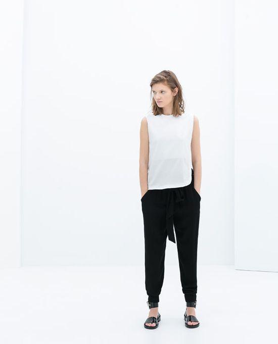 Zara TRF - młodzieżowe nowości marki (FOTO)