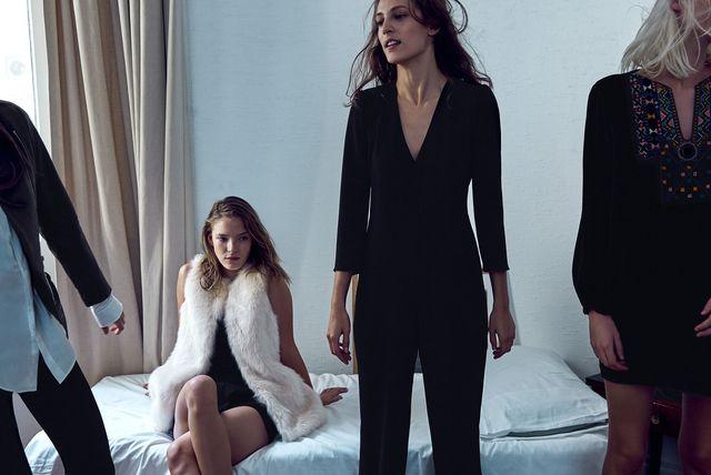 Zara Evening - Nowy wieczorowy lookbook sieciówki (FOTO)