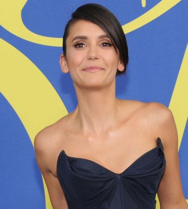 WOW! Nina Dobrev obcięła włosy i... nie wygląda jak Nina Dobrev! (FOTO)