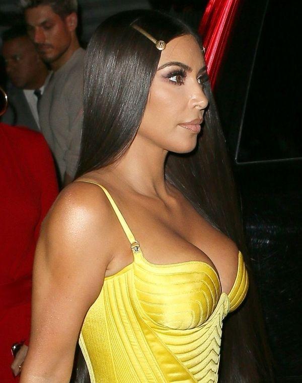 Kim Kardashian chce przywrócić do życia pewien stary trend? (FOTO)