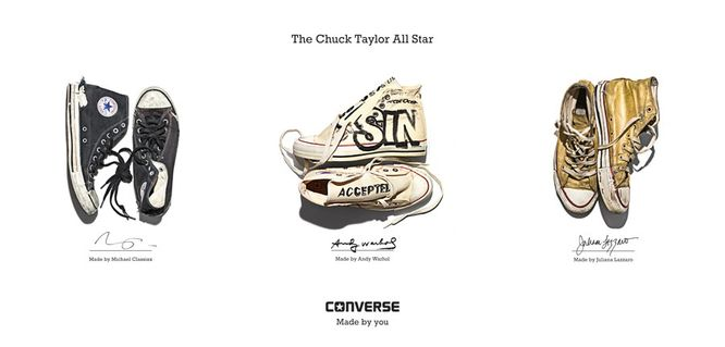 Converse dziękuje swoim fanom!