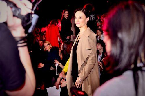 Magdalena Różczka gościem ŠKODY na Fashion Week Poland