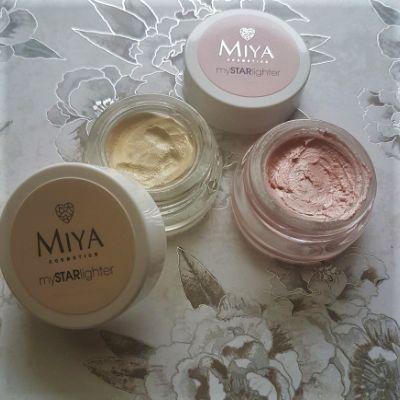 Rozświetlacze MIYA Cosmetics. Czy dają skórze coś więcej prócz blasku?[Recenzja]