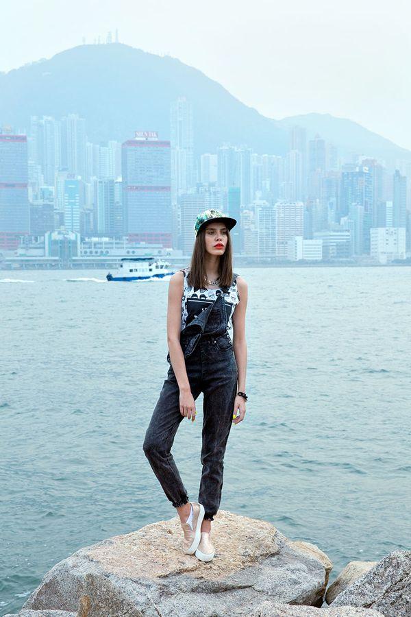 Energia miasta w najnowszym lookbooku Croppa - Girl (FOTO)