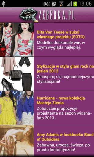 Zeberka.pl dostępna w systemie Android!