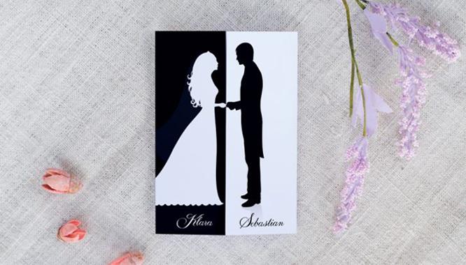 Najmodniejsze Zaproszenia ślubne Na 2018 Rok Zeberkapl