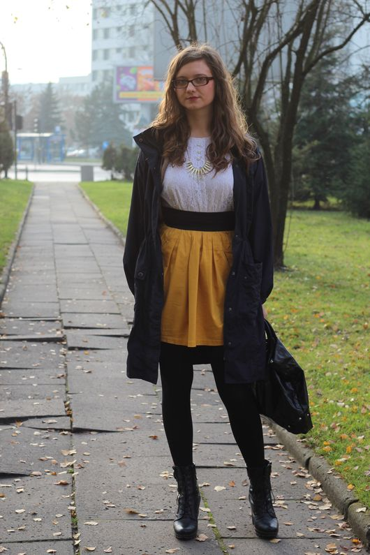 Zeberka Street Fashion: Sylwia