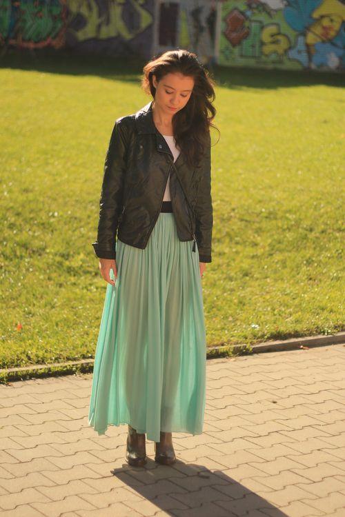 Zeberka Street Fashion: Kasia