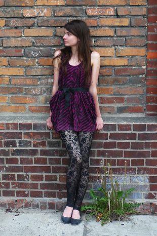 Konkursowa stylizacja - Adrianna