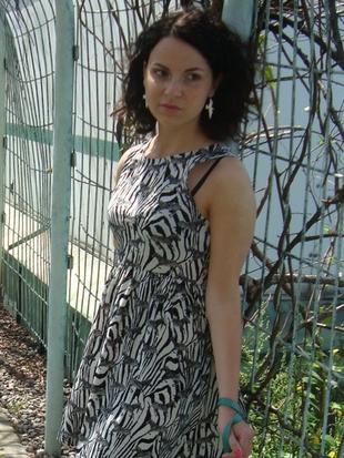 Konkursowa stylizacja - Agata