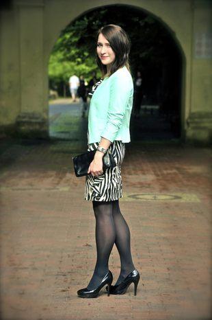 Konkursowa stylizacja - Sylwia