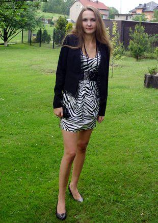 Konkursowa stylizacja - Martyna