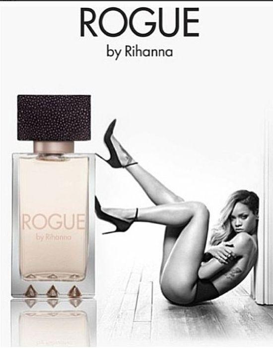 Rogue - nowy zapach od Rihanny