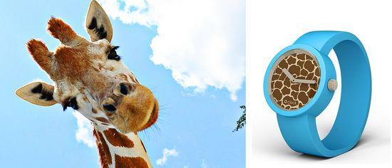 Zegarki w zwierzęce desenie (FOTO)