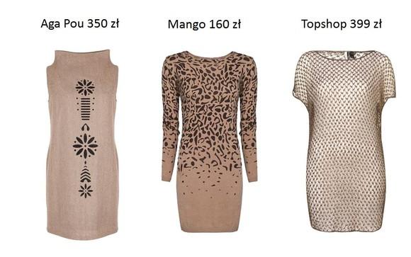 Przegląd sukienek na jesień 2012