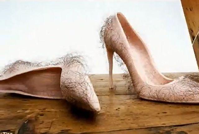 Zobaczcie najbrzydsze(?)  buty świata od Zhu Tian (FOTO)