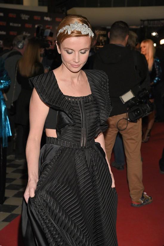 Kasia Zielińska w spektakularnej sukni Bizuu (FOTO)