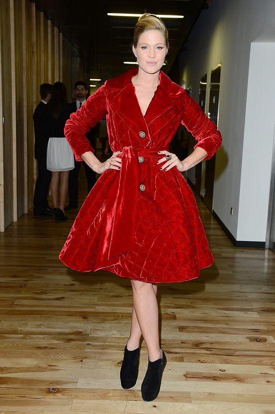 Zofia Ślotała w płaszczyku marki Blessus (FOTO)