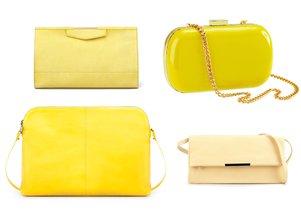 Żółte torebki - największy hit wiosny