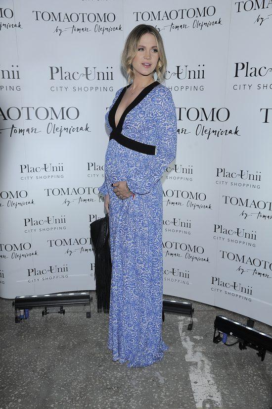 Zosia Ślotała pokazała spory ciążowy brzuszek (FOTO)