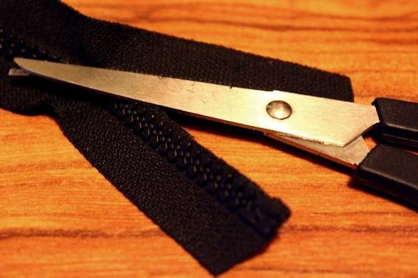 Zrób to sama: bransoletka z zamka błyskawicznego
