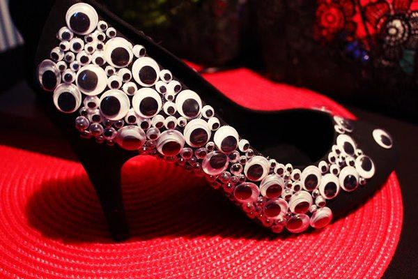 Zrób to sama: buty, które patrzą
