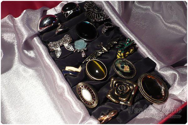Zrób to sama: szkatułka na biżuterię