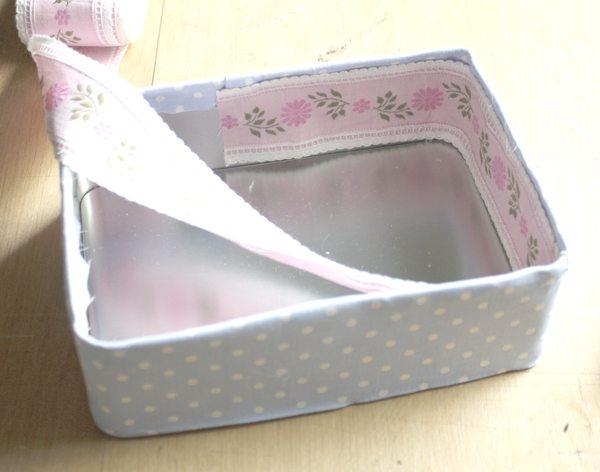 Zrób to sama: pudełko na herbatę