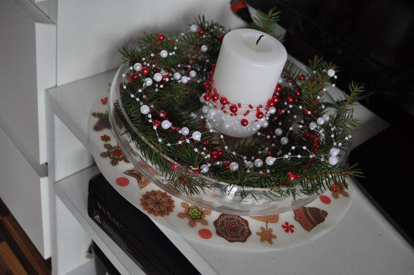 Zrób to sama: świąteczne dekoracje domu