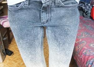 Zrób to sama: ombre jeans (FOTO)