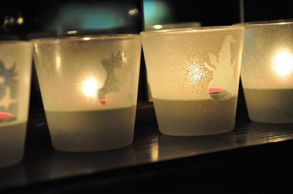 Zrób to sama: świąteczne świeczniki