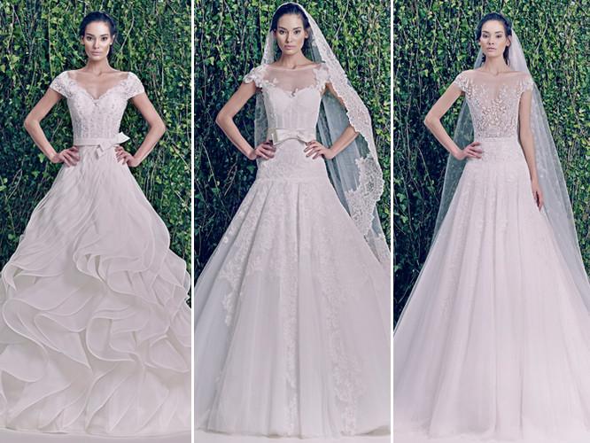 suknie ślubne jesień 2014