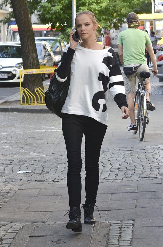 Czarno-biały Zuzy Kołodziejczyk (FOTO)