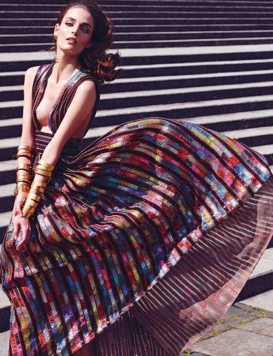 Zgadnijcie, która polska kolejny raz pozuje dla Vogue'a!