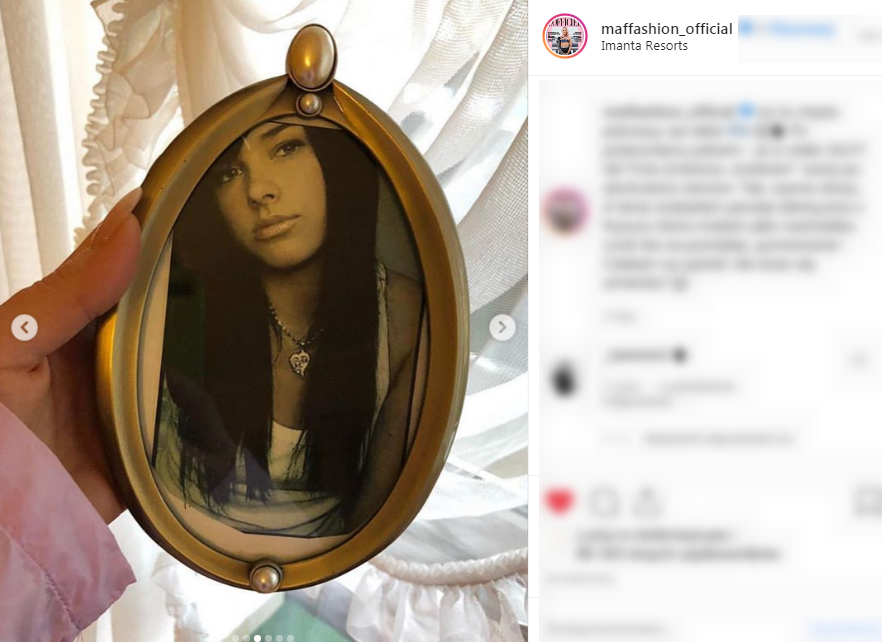 Maffashion pokazała jak wyglądała zanim została blogerką. Zaskoczyła wszystkich