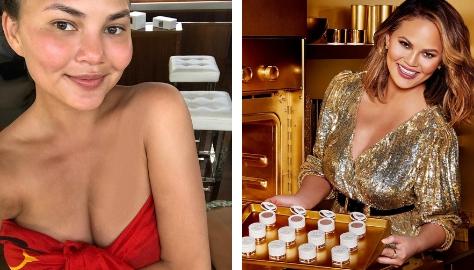 Oto, jak bardzo różnią się twarze celebrytek z mocnym makijażem i po zmyciu!