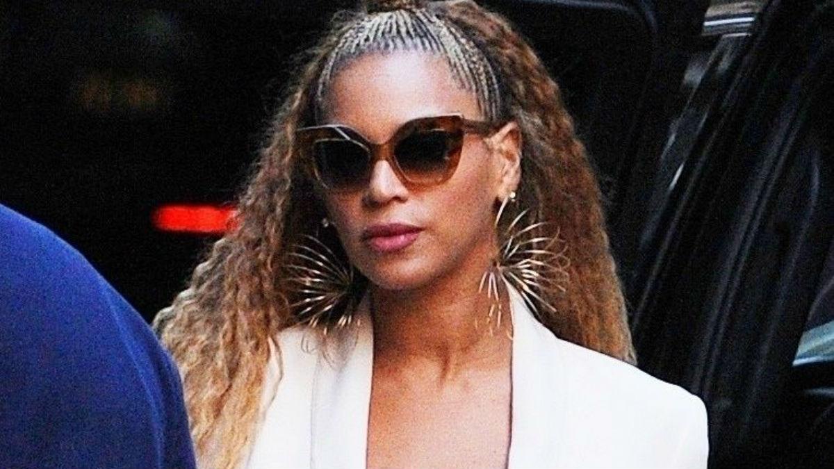 Beyonce wraca do wizerunku sprzed Destiny's Child. Ta fryzura to u niej rzadkość
